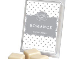 Country Candle Vosk - Romance POLKROM-71525