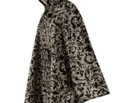 Poncho Reisenthel Baroque taupe